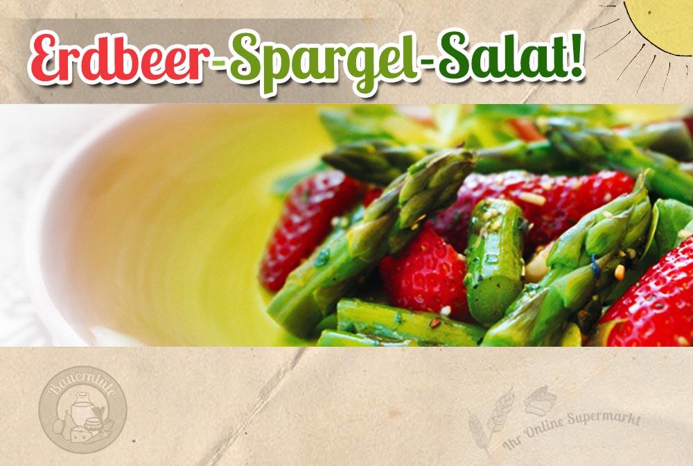 leckerer erdbeer spargel salat die empfehlung eurer bauernt te. Black Bedroom Furniture Sets. Home Design Ideas