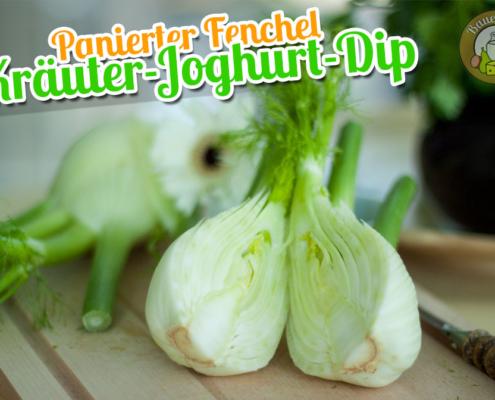 panierter-fenchel-mit-krauuter-joghurt-dip
