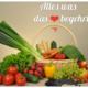 Die richtige Ernährung beim Muskelaufbau