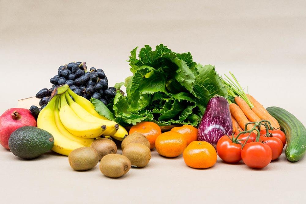 Obst und Gemüse, vitamin c bei Allergie richtige Ernährung