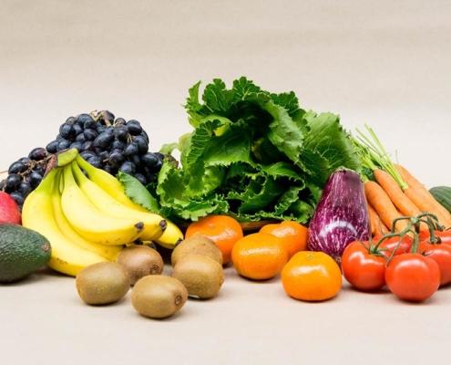 Unsere Gemüsekisten