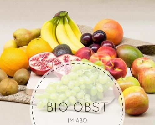 Bio Obst Abo für's Büro, gesunde Snacks