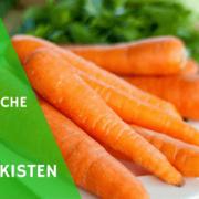 Unsere Gemüsekisten für Kindergärten