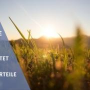 wie helfen regionale produkte beim umweltschutz