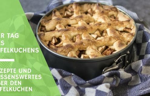 apfelkuchen backen und tolle apfelkuchen rezepte fuer gedeckter apfelkuchen