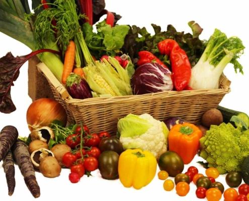Bio Gemüsekiste