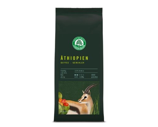 Bio Äthopien Kaffee