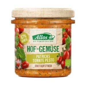 Bio Brotaufstrich - Tomate Pesto