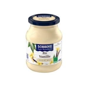 Bio Joghurt Vanille Mild
