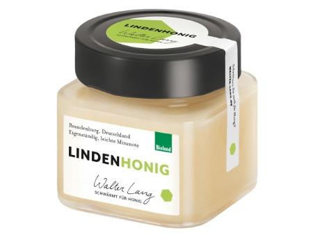 Bio Lindenhonig