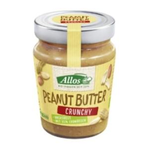 Peanut Butter Crunchy bio