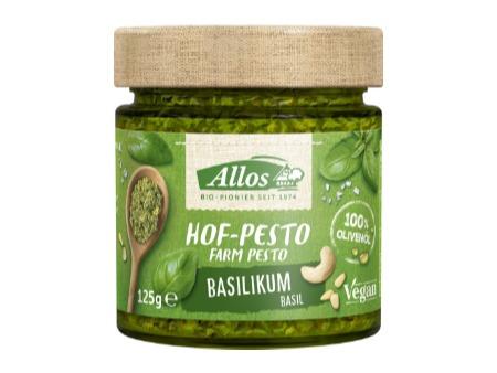 Bio Pesto Basilikum