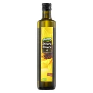 Bio Sonnenblumenöl kalt gepresst