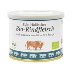 Echt hällisches Bio Rindfleisch