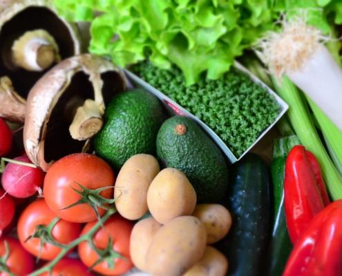 Gemüse Großhandel
