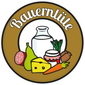 bauerntüte lebensmittel online bestellen logo