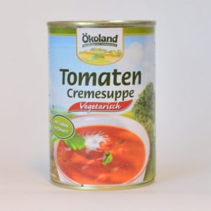 Bio Tomatencremesuppe