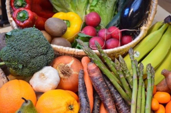 Sommer Abo Bio Obst und Gemüse