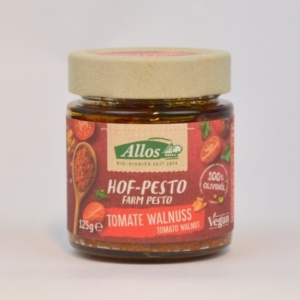 Bio Hof Pesto Tomate Walnuss