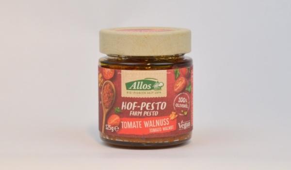 Bio Hof Pesto Tomate Walnuss