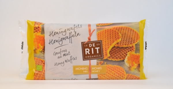 Bio Honigwaffeln