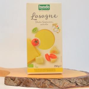 Bio Lasagne Blätter