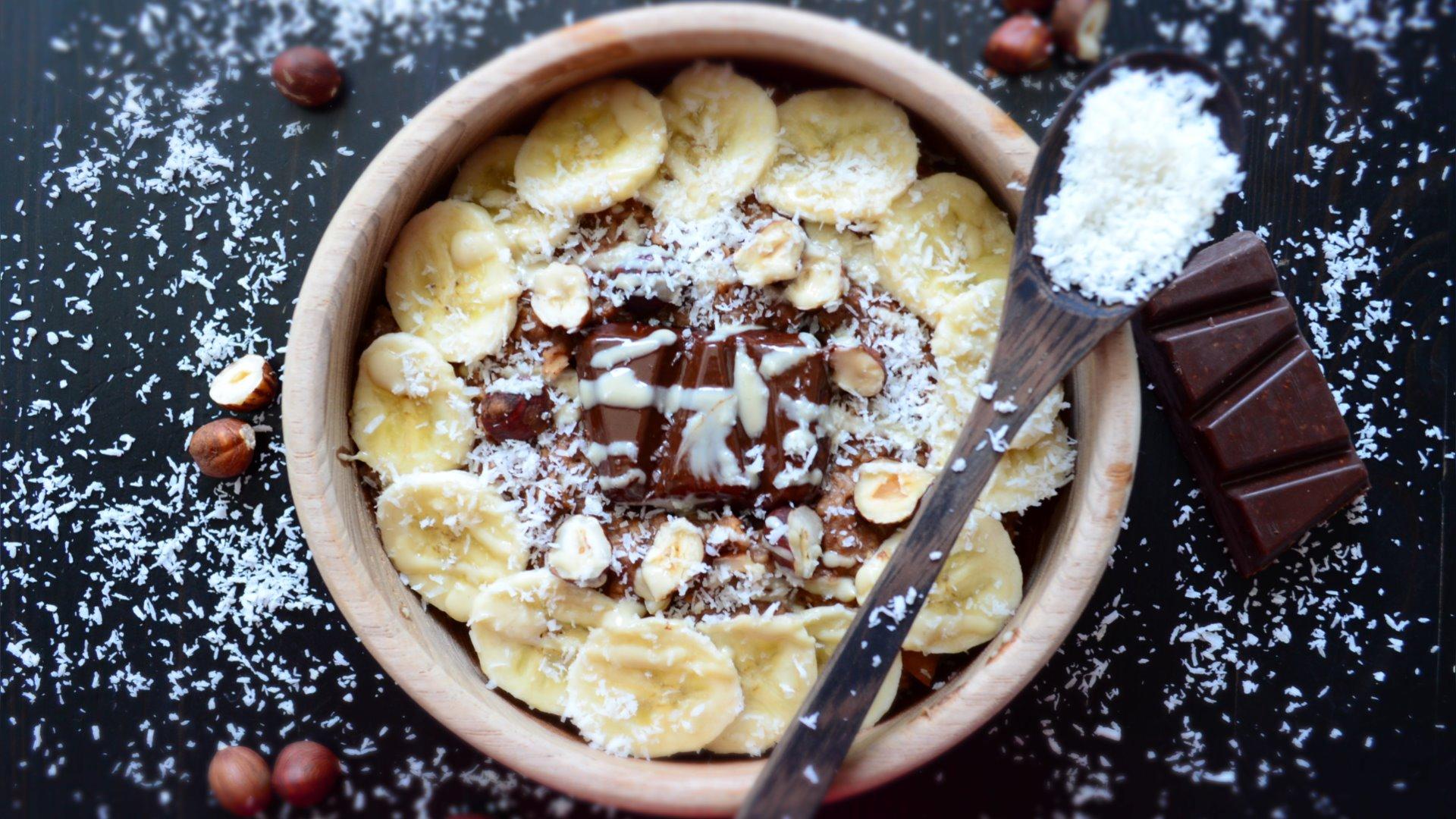 Bauerntüte Rezepte - Porridge