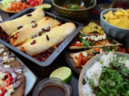 Kochbox - Mexikanisch essen