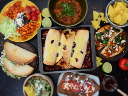 Kochbox bio Mexiko