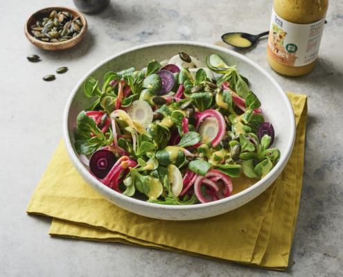 Salat Orange