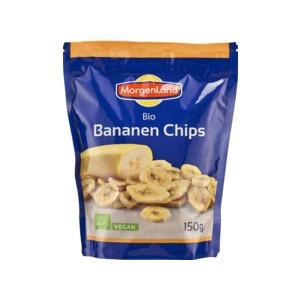 Bio Bananen chips