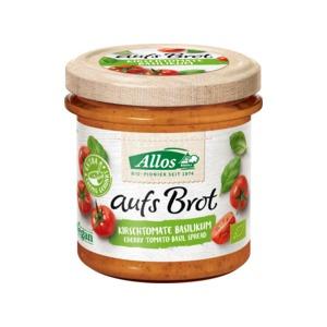 Bio Brotaufstrich Aufs Brot Tomate Basilikum (1)