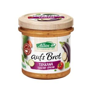 Bio Brotaufstrich Aufs Brot Toskana