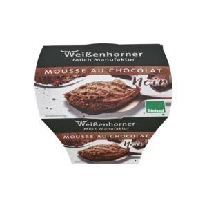 Bio Mousse auch Chocolat
