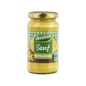 Bio mittelscharfer Senf