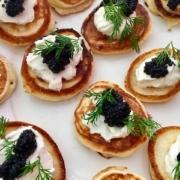 Kaviar Royal Black