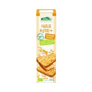 Bio Hafer Kekse Nutri