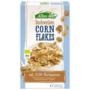 Bio Buchweizen Cornflakes