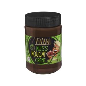 Bio Nuss Nougat Creme Vivani