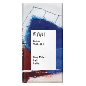 Bio Feine Vollmilch Schokolade Mini Tafel