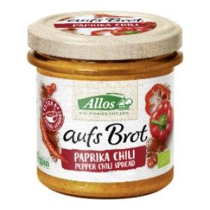 Bio Aufs Brot Paprika Chili (140g)