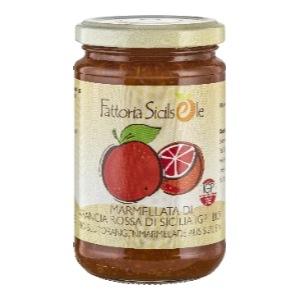 Bio Blutorangen Marmelade (370g)