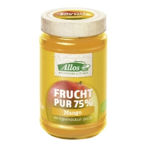Bio Frucht Pur Mango (250g)
