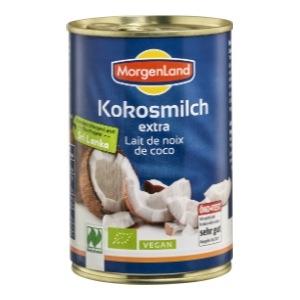 Bio Kokosmilch extra (400ml)