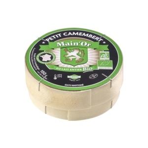 Petit Camembert Main or