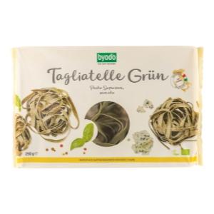 Bio Tagliatelle grün