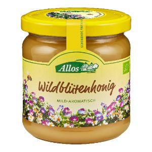 Bio Wildblütenhonig (500g)