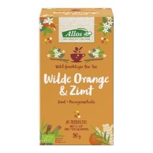 Bio Wilde Orange und Zimt Tee (20×1,5g)