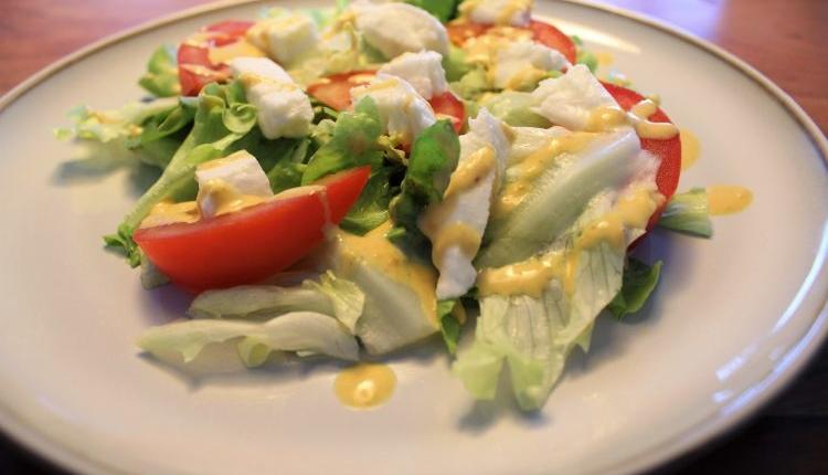 Kaktusfeigen Salat