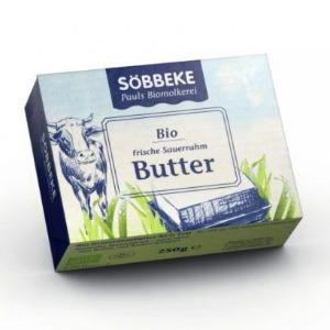 Bio Butter Sauerrahm 250g